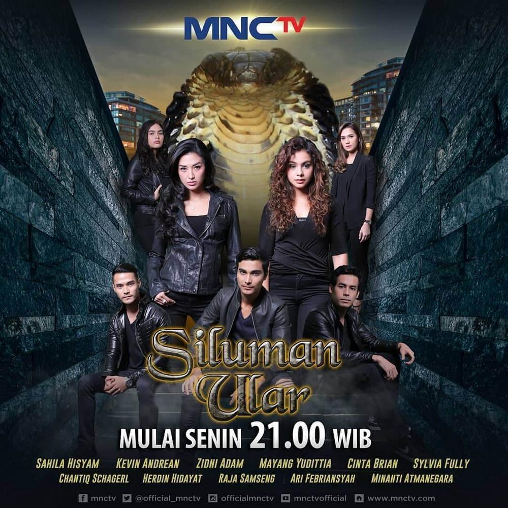 Sinetron SILUMAN ULAR Kisah Rakyat India Tayang Di MNCTV