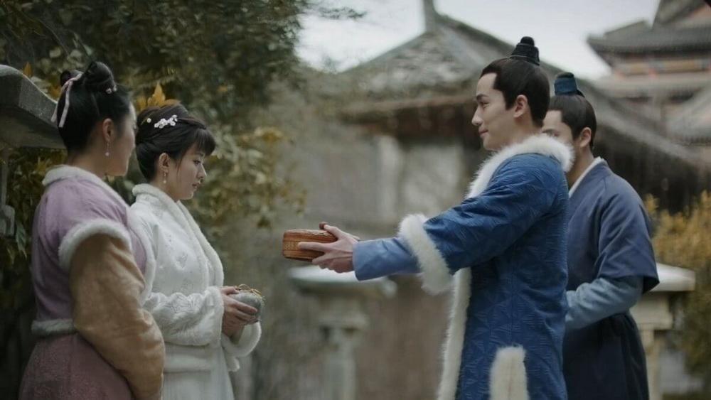 scene dalam drama the story of minglan
