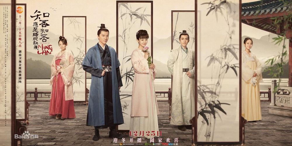 sampul film the story of minglan