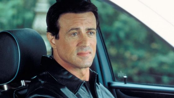 Sylvester Stallone in Stop! Or My Mom Will Shoot 1992