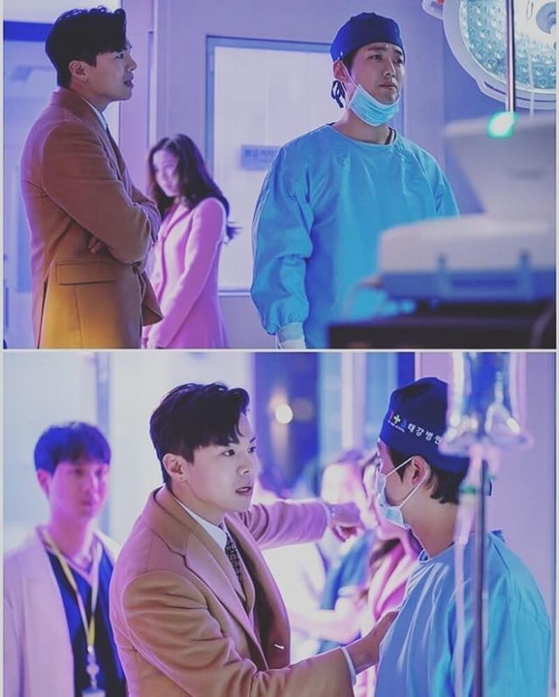 DOCTOR PRISONER Drama Medis Siap Rilis