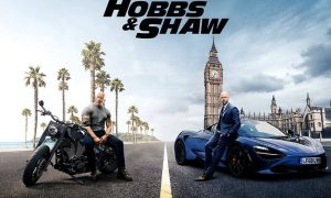 Jelang Super Bowl – HOBBS & SHAW Rilis 3 Poster Karakternya