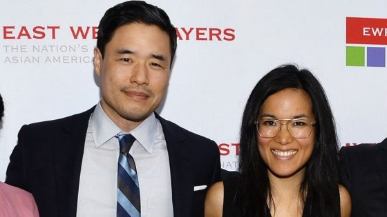 ALWAYS BE MY MAYBE, Kolaborasi Ali Wong & Randall Park