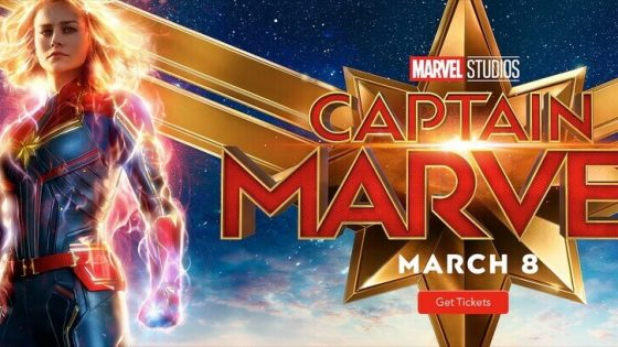 Pre-sale CAPTAIN MARVEL Di Cina, Fantastis!
