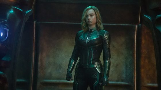 CAPTAIN MARVEL Goes Big Di Tangga Box Office