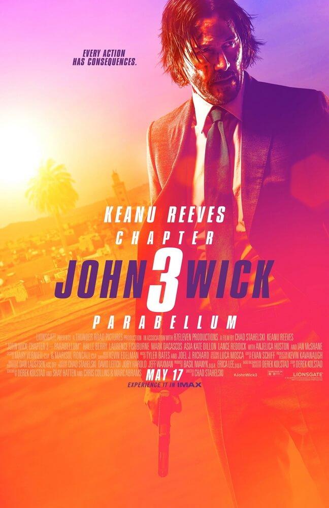 Wow! JOHN WICK 3 Rilis Poster Karakternya