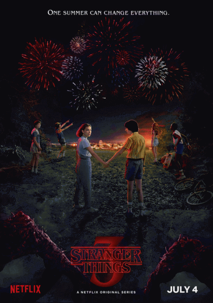 Intip Trailer Perdana STRANGER THINGS Season 3