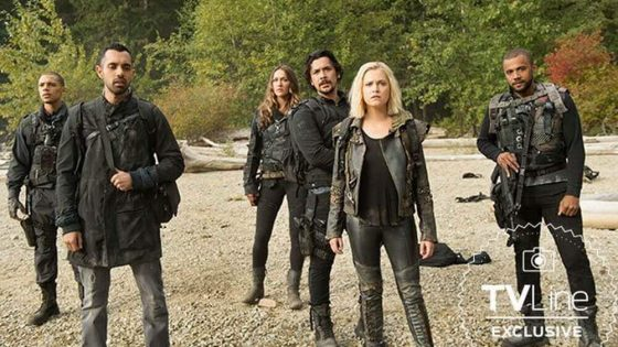 Serial THE 100 Season 6 Jelajahi Petualangan Baru