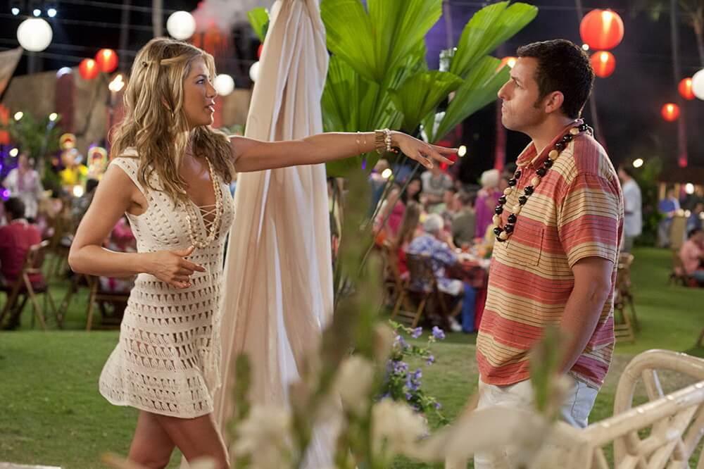 Adam Sandler dan Jennifer Aniston Jadi Pasangan Dalam MURDER MYSTERY