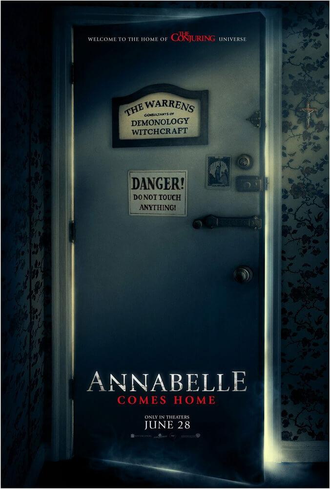 Annabelle Comes Home Memasuki Semesta The Conjuring