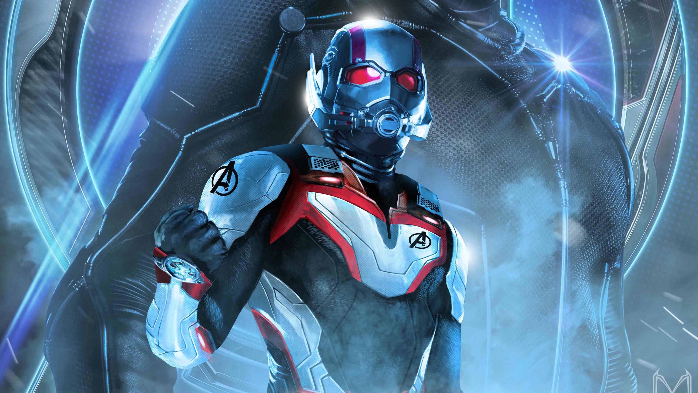 Ant Man In Avengers Endgame 2019 0z Layar Id