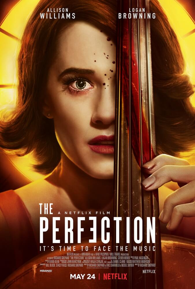 THE PERFECTION Luncurkan Trailer Film Terliar Tahun Ini