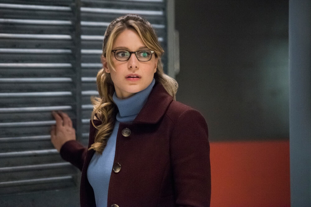 Serial Supergirl Episode Will The Real Miss Tessmacher Please Stand Up?