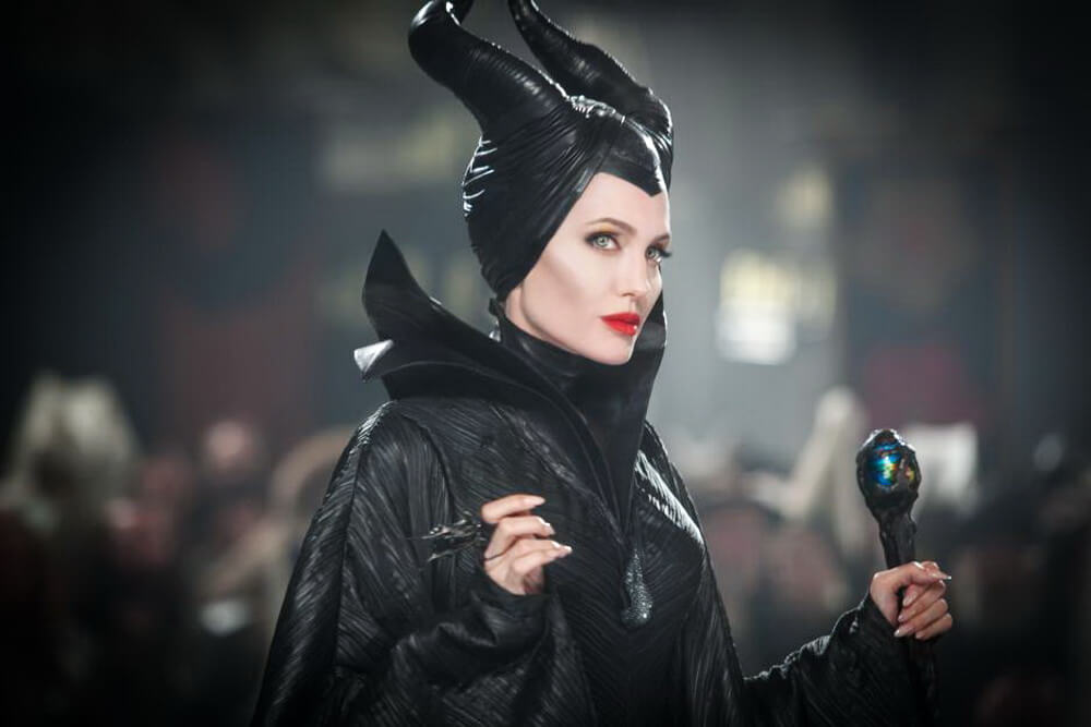 Angelina Jolie In Maleficent 2014 1 Layar Id