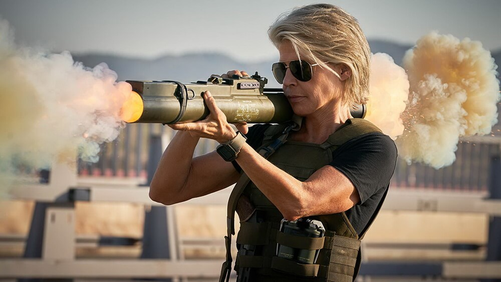 Garang! Simak Cuplikan Perdana 'Terminator Dark Fate'
