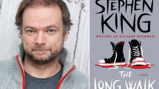 Lagi! Film Adaptasi Novel Stephen King 'The Long Walk' Temukan Sutradara