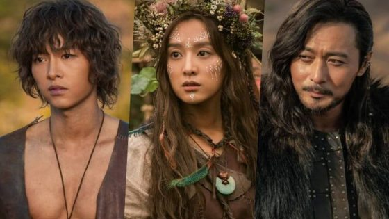 ARTHDAL CHRONICLES, Drama Korea Fantasi Zaman Kuno
