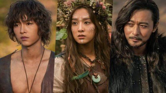 ARTHDAL CHRONICLES, Drama Korea Fantasi Zaman Kuno