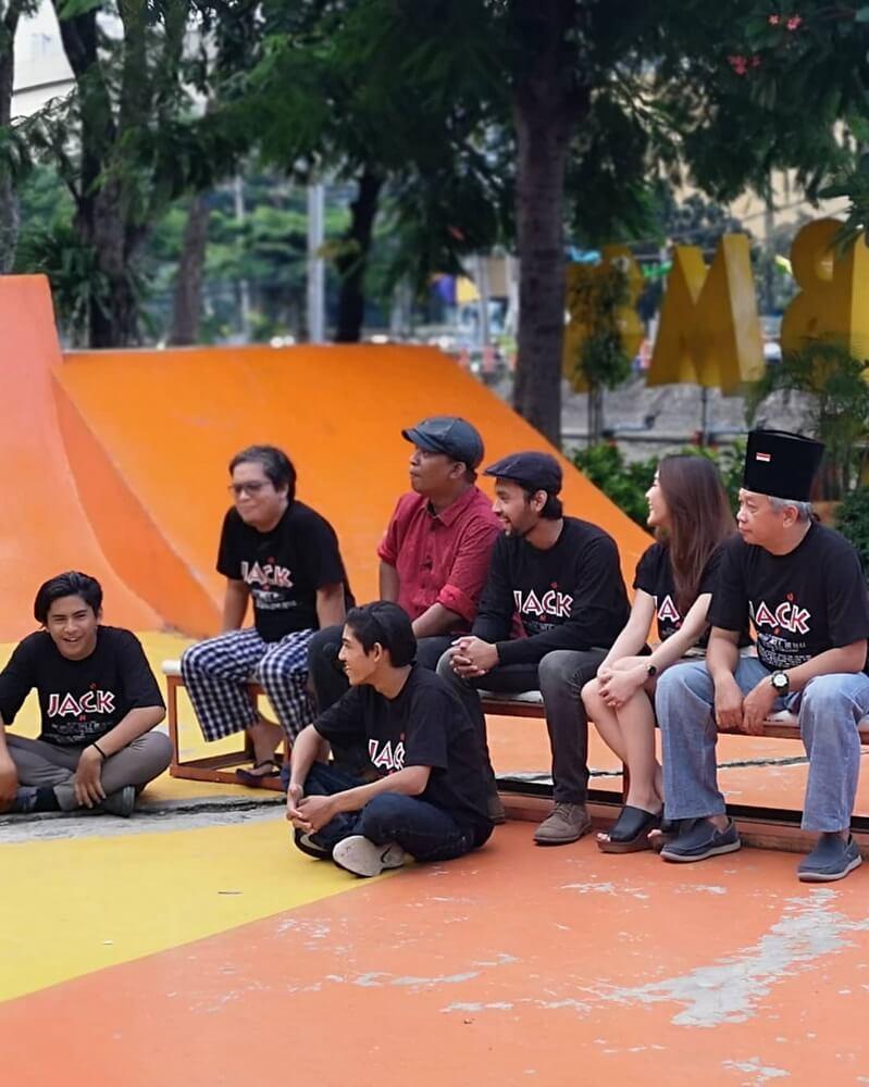 JACK - Persahabatan Yang Ditentang, Angkat Budaya Lokal Surabaya
