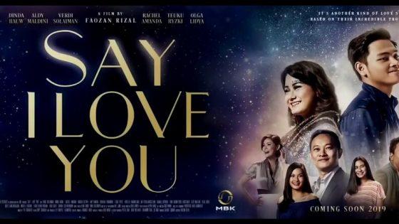 """Sebarkan Semangat Buat Generasi Muda, """"Say I Love You"""" Angkat Kisah SMA Selamat Pagi Indonesia"""