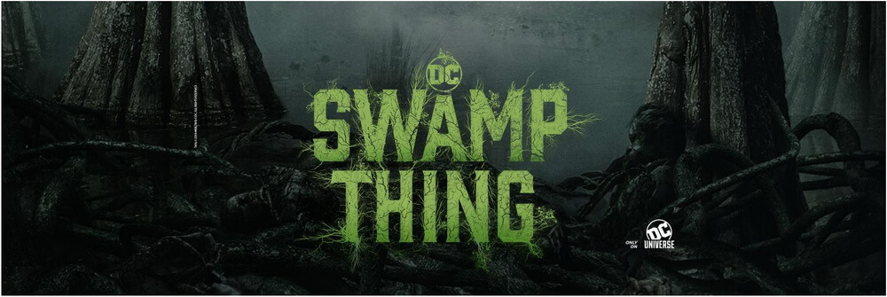 Hadirkan Dua Poster Mengerikan, Serial 'Swamp Thing' Siap Debut