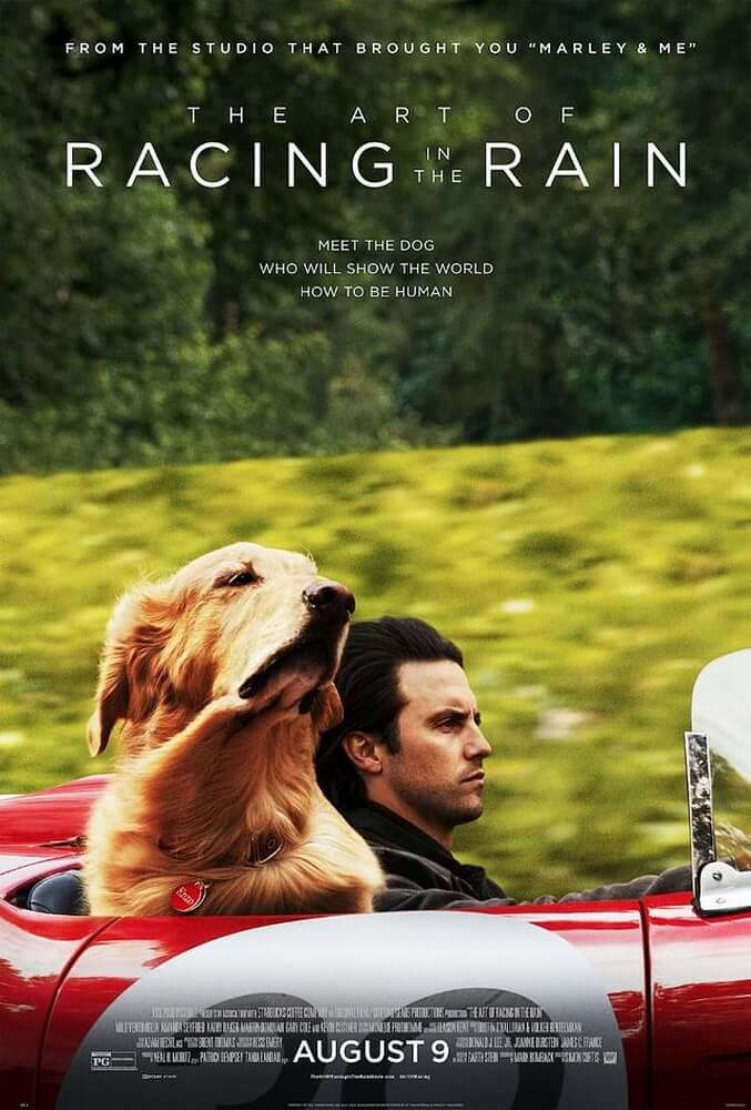 The Art of Racing in the Rain, Film Adaptasi Novel Terlaris Garth Stein