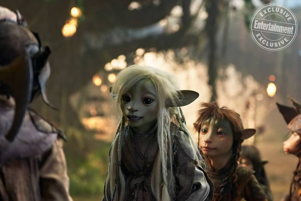 Simak Tampilan Perdana 'The Dark Crystal: Age of Resistance'