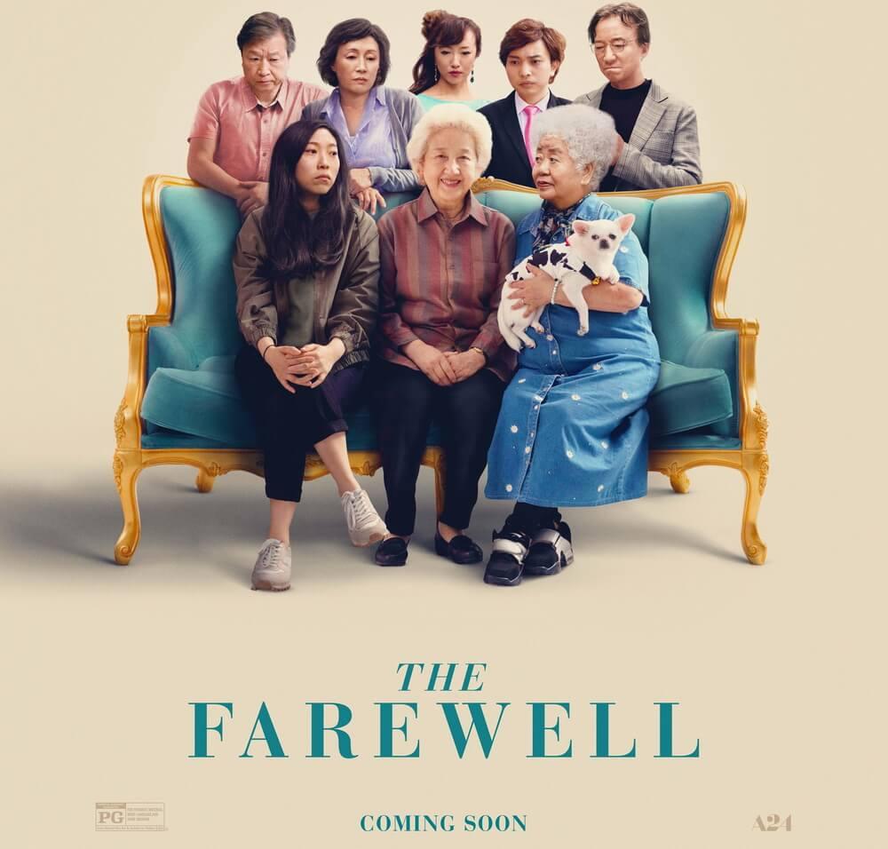 Awkwafina Pulang ke Tiongkok Untuk Sang Nenek, Dalam Film Terbarunya 'The Farewell'