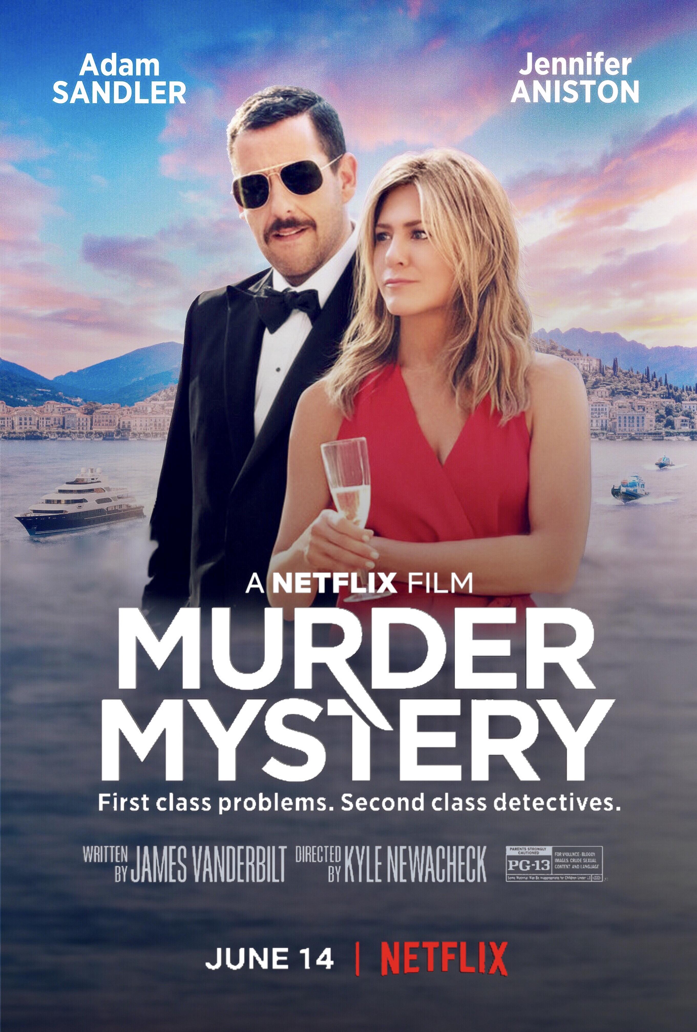 """Murder Mystery"""" Raih Pekan Pembuka Tersukses di Netflix - Layar.id"""