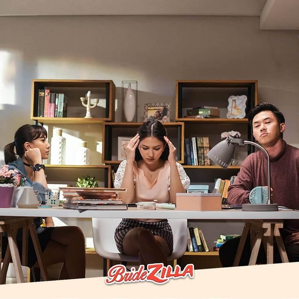 Obsesi Pernikahan Terbaik, Jadi Balutan Kisah Film BRIDEZILLA