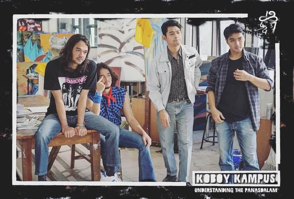 Kisah Masa Kuliah Pidi Baiq Menuju Layar Lebar Dalam Koboy Kampus
