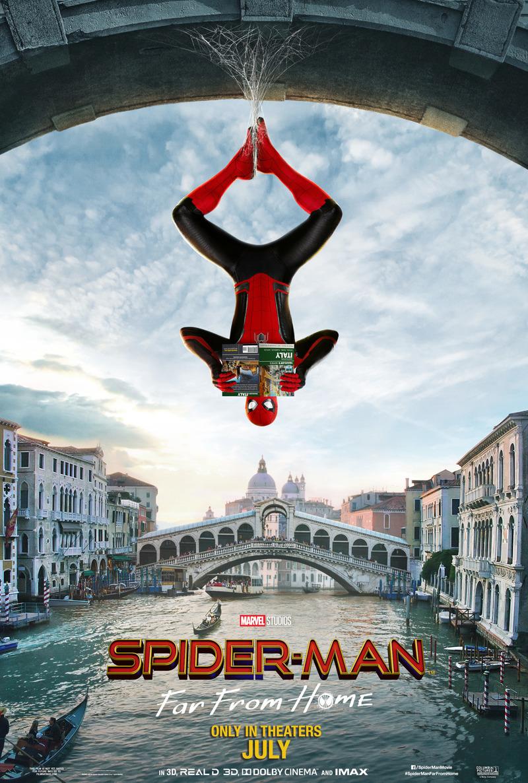 Spider Man Far From Home Siap Hibur Penggemar Mulai Besok Layar Id