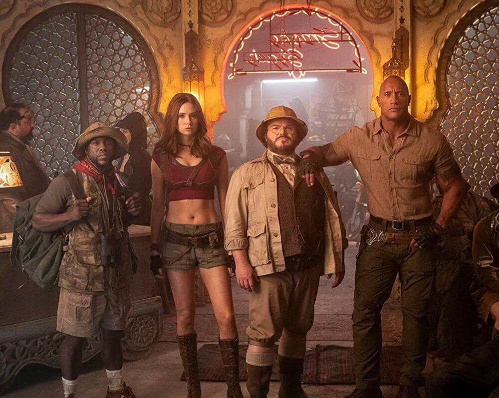 Trailer Perdana Jumanji: The Next Level, Telah Mendarat