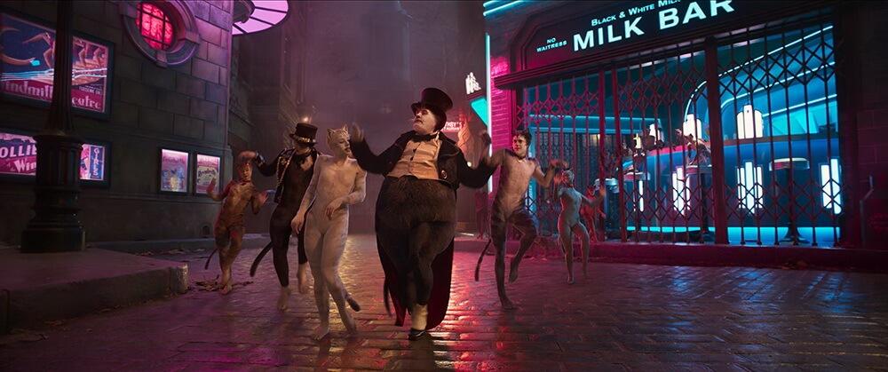Simak Aksi Taylor Swift dan James Corden dalam Rilisan Trailer Cats