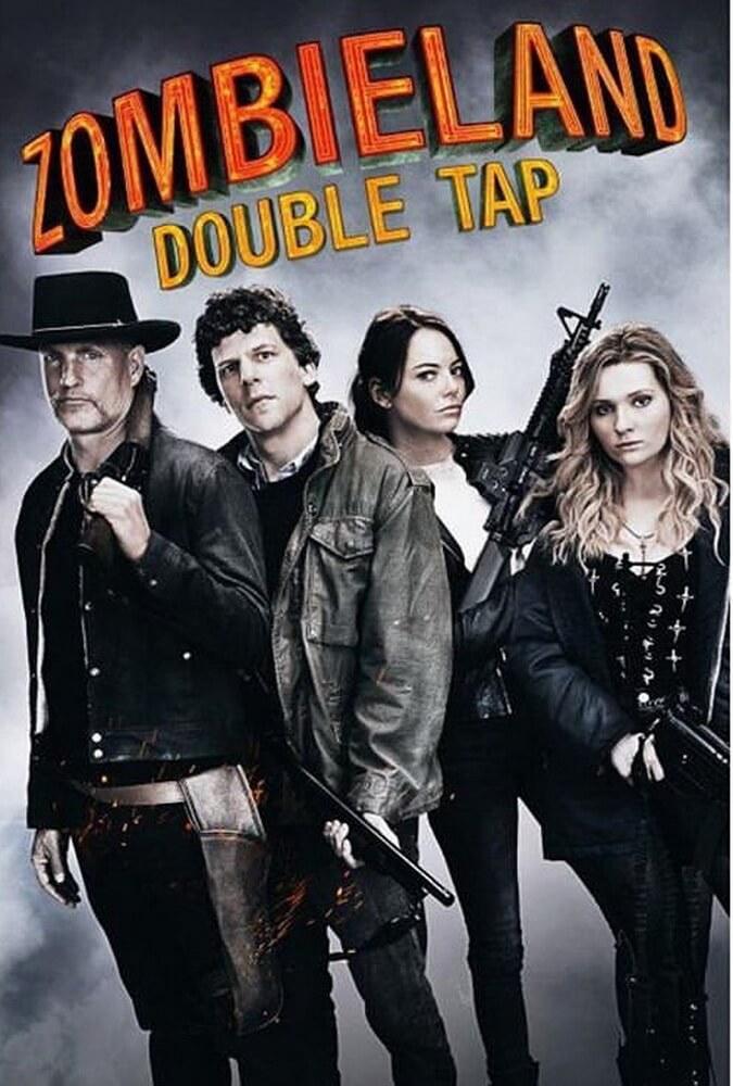 "Banyak Percikan Darah di Trailer ""Zombieland: Double Tap"", Emma Stone Beraksi Lagi"