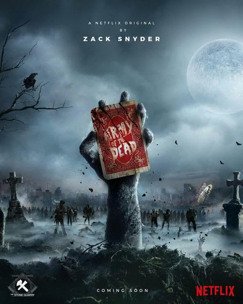 """""""Army of the Dead"""" Besutan Zack Snyder Umumkan Pemeran dan Foto Perdananya"""