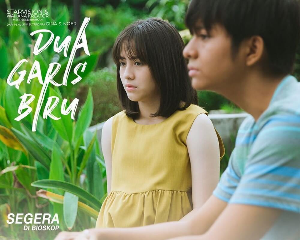 """Raih Respon Positif Film """"Dua Garis Biru"""" Sukses Di Hari Pertama Tayang"""