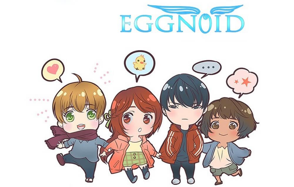 "Sukses di Webtoon, ""Eggnoid"" Diboyong Menuju Layar Lebar"
