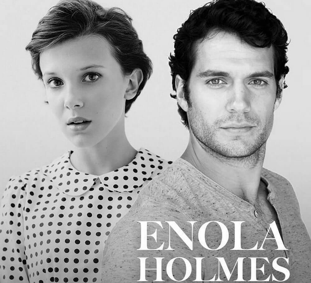 Henry Cavill Bakal Perankan Sherlock Holmes di Enola Holmes