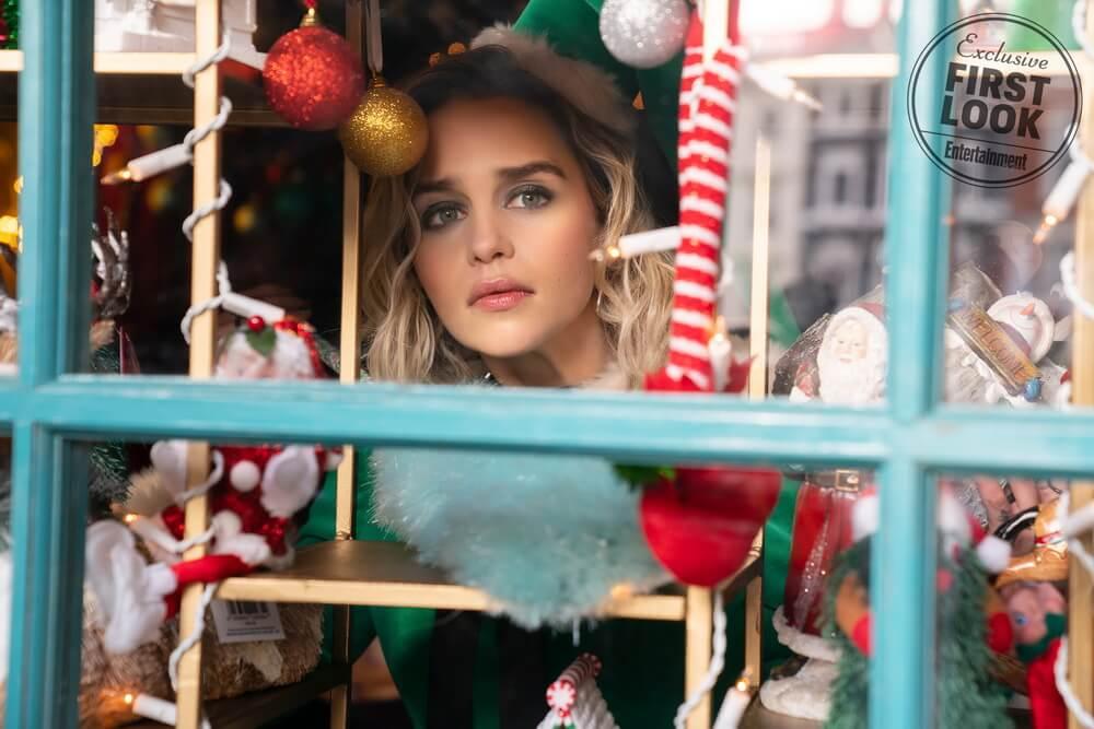 "Emilia Clarke dan Henry Golding Jatuh Cinta di Film ""Last Christmas"""