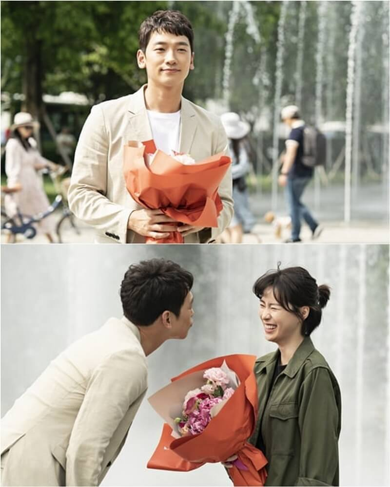 """Rain Kembali di Drama Komedi Romantis Fantasi, """"Welcome 2 Life"""""""