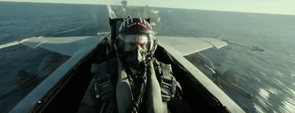 Top Gun: Maverick Bawa Tom Cruise Ke Zona Bahaya. Simak Trailernya!