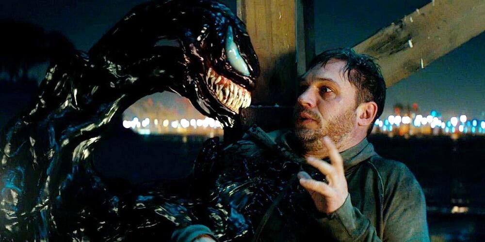 Venom dan Eddie Brock
