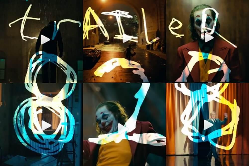 """Ada Pesan Rahasia di 6 Teaser Terbaru Film """"Joker"""""""