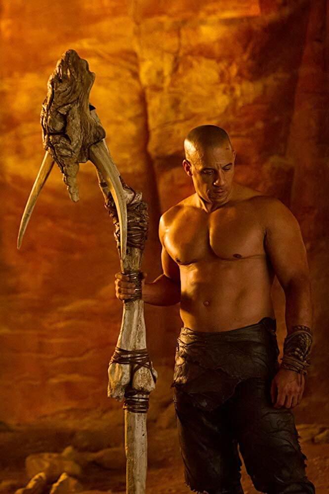 """Vin Diesel Ungkap Naskah """"Riddick 4: Furya"""", Sudah Siap"""