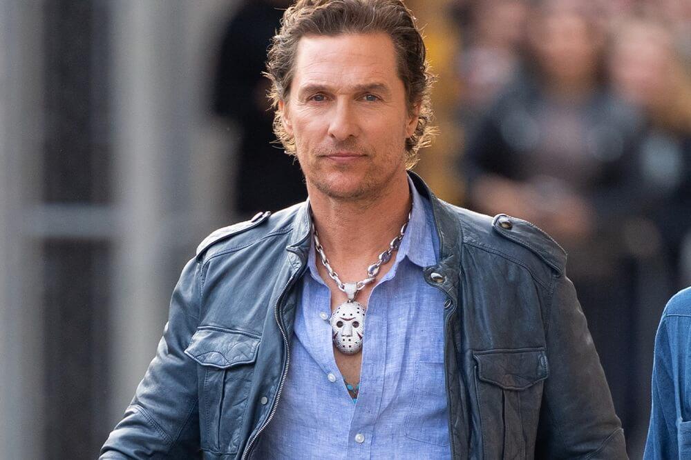 Matthew McConaughey Jadi Profesor di Universitas Texas