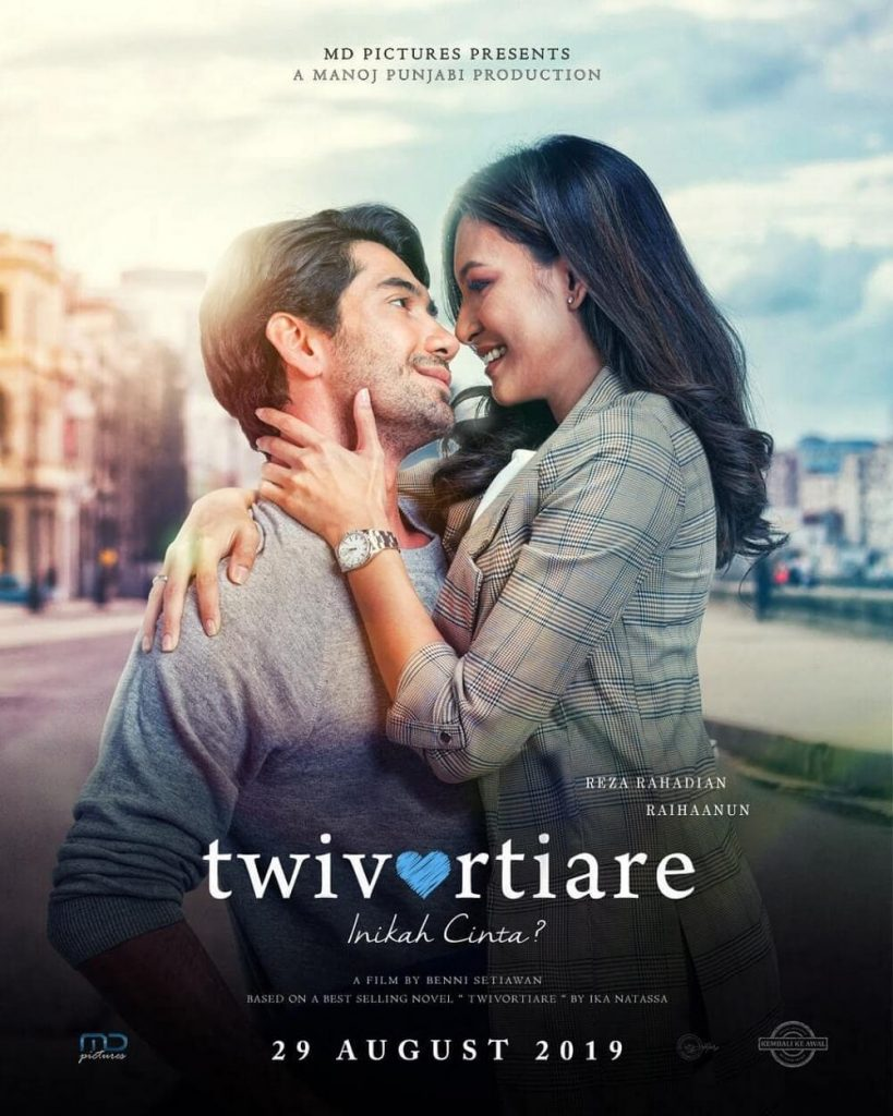 "Kisah Cinta Dramatis ""Twivortiare"", Besok Tayang!"