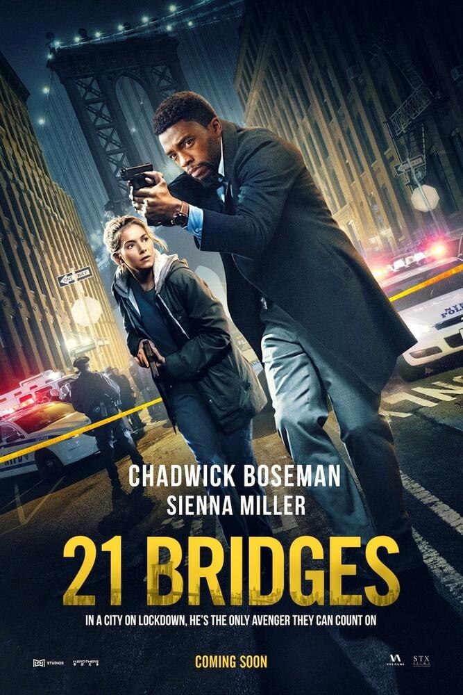 """Jadwal Rilis """"21 Bridges"""" Bakal Mundur?"""