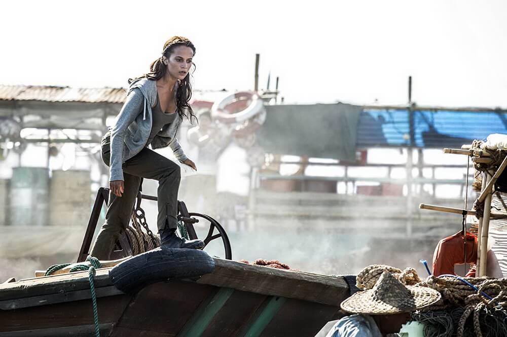 "Ben Wheatley Garap Sekuel ""Tomb Raider""?"