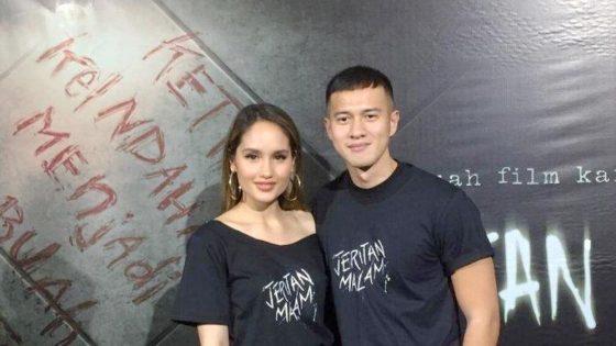 """Cinta Laura dan Herjunot Ali Bintangi Film Horor """"Jeritan Malam"""""""